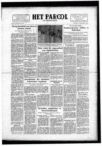 Rotterdamsch Parool / De Schiedammer 1946-11-19