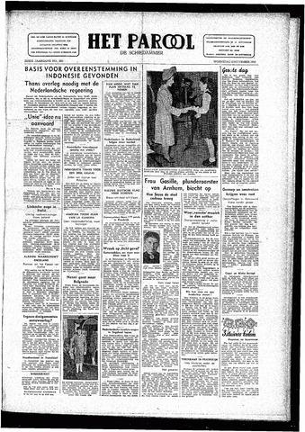 Rotterdamsch Parool / De Schiedammer 1946-11-13