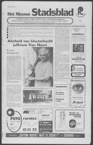 Het Nieuwe Stadsblad 1972-05-05