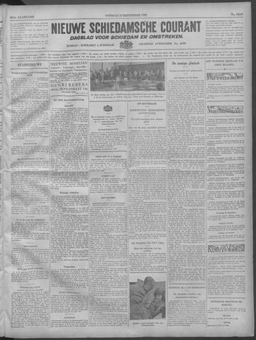 Nieuwe Schiedamsche Courant 1932-09-27