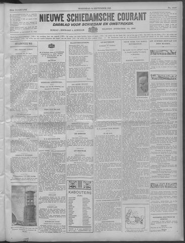 Nieuwe Schiedamsche Courant 1932-09-14
