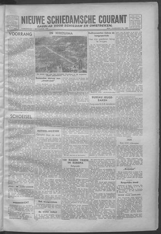 Nieuwe Schiedamsche Courant 1945-09-06