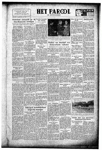 Rotterdamsch Parool / De Schiedammer 1947-03-15
