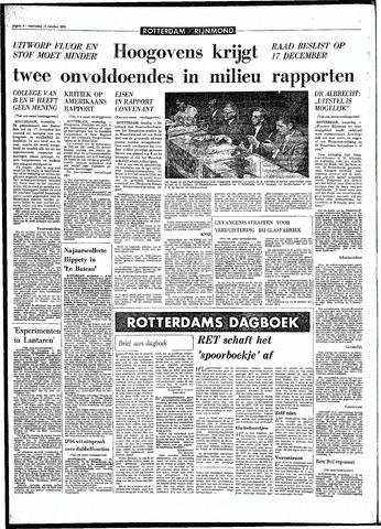 Rotterdamsch Parool / De Schiedammer 1970-10-14