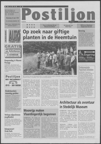 Postiljon 1999-06-30