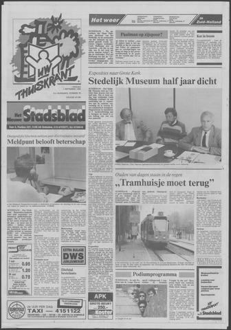 Het Nieuwe Stadsblad 1989-09-01