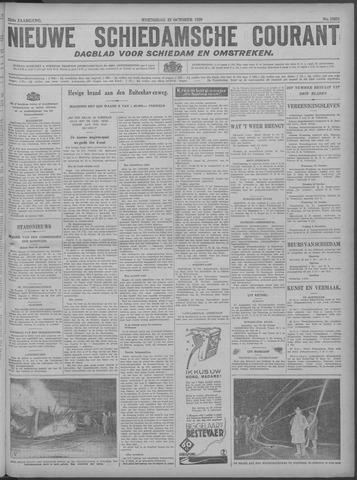 Nieuwe Schiedamsche Courant 1929-10-23