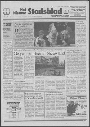 Het Nieuwe Stadsblad 1997-07-09