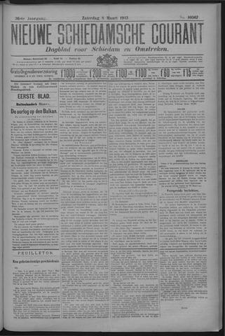 Nieuwe Schiedamsche Courant 1913-03-08