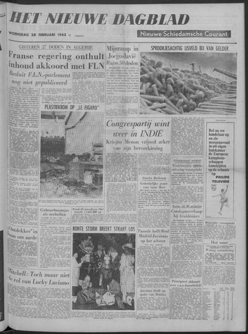 Nieuwe Schiedamsche Courant 1962-02-28