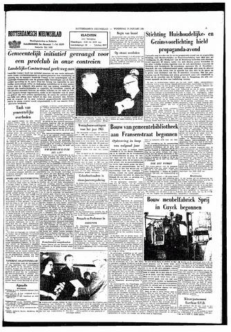 Rotterdamsch Nieuwsblad / Schiedamsche Courant / Rotterdams Dagblad / Waterweg / Algemeen Dagblad 1965-01-13