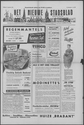 Het Nieuwe Stadsblad 1956-08-17