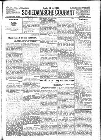 Schiedamsche Courant 1935-06-18
