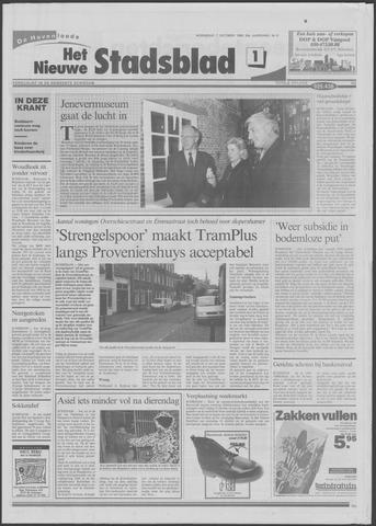 Het Nieuwe Stadsblad 1998-10-07