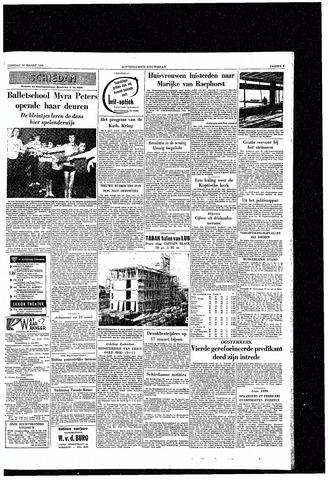 Rotterdamsch Nieuwsblad / Schiedamsche Courant / Rotterdams Dagblad / Waterweg / Algemeen Dagblad 1959-03-10