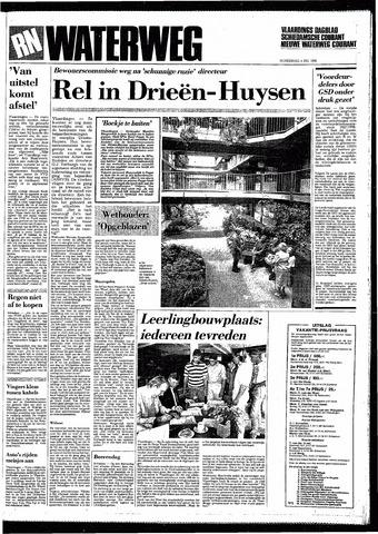 Rotterdamsch Nieuwsblad / Schiedamsche Courant / Rotterdams Dagblad / Waterweg / Algemeen Dagblad 1985-07-04
