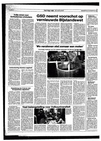 Het Vrije volk 1990-08-27