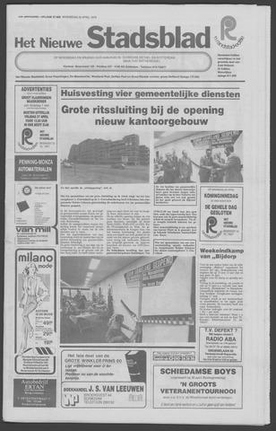 Het Nieuwe Stadsblad 1979-04-25