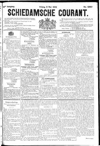 Schiedamsche Courant 1908-05-08