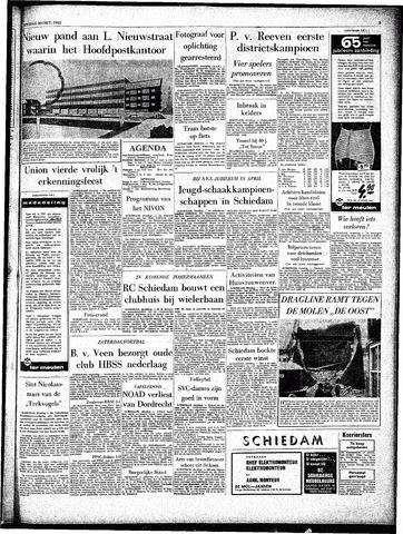 Rotterdamsch Parool / De Schiedammer 1962-10-30