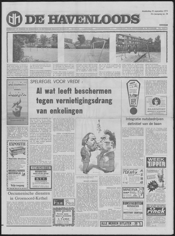 De Havenloods 1972-09-21