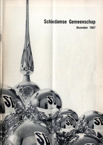 Schiedamse Gemeenschap (tijdschrift) 1967-12-01