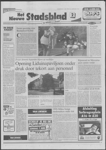 Het Nieuwe Stadsblad 1998-06-04