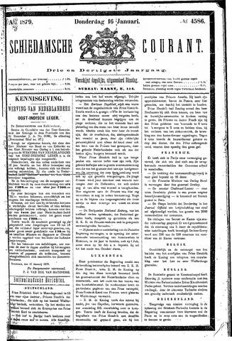 Schiedamsche Courant 1879-01-16