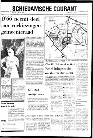 Rotterdamsch Nieuwsblad / Schiedamsche Courant / Rotterdams Dagblad / Waterweg / Algemeen Dagblad 1970-02-25