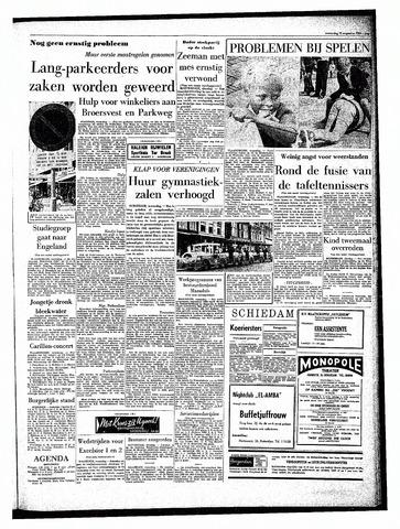 Rotterdamsch Parool / De Schiedammer 1964-08-12
