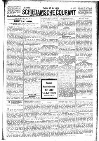 Schiedamsche Courant 1929-05-17