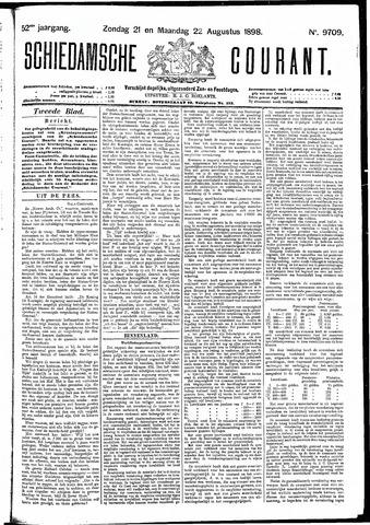 Schiedamsche Courant 1898-08-22