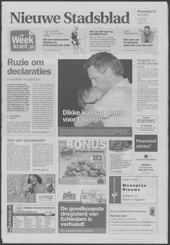 Het Nieuwe Stadsblad 2012-06-27