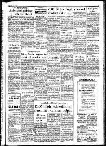 Rotterdamsch Parool / De Schiedammer 1961-05-13