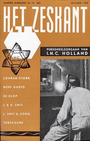 Het Zeskant 1954-10-01