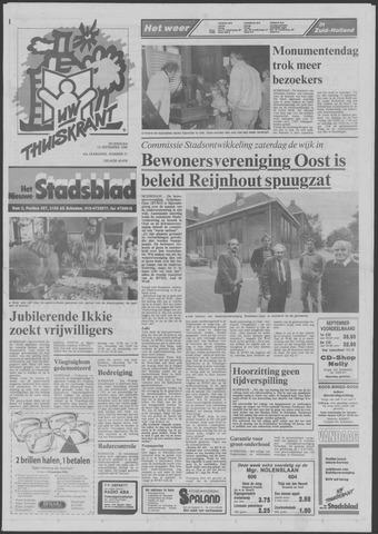 Het Nieuwe Stadsblad 1990-09-12