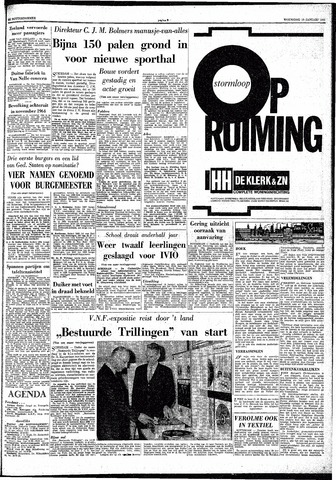 Trouw / De Rotterdammer 1965-01-13