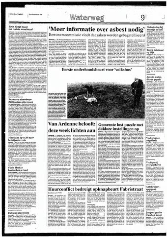 Rotterdamsch Nieuwsblad / Schiedamsche Courant / Rotterdams Dagblad / Waterweg / Algemeen Dagblad 1993-02-08