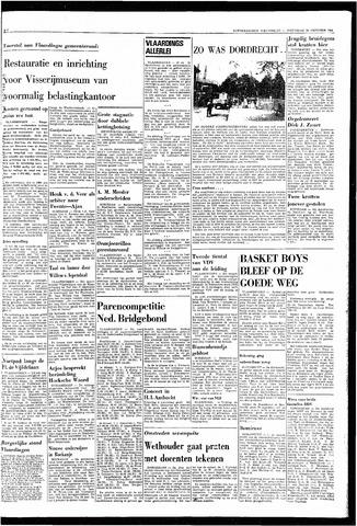 Rotterdamsch Nieuwsblad / Schiedamsche Courant / Rotterdams Dagblad / Waterweg / Algemeen Dagblad 1968-10-30