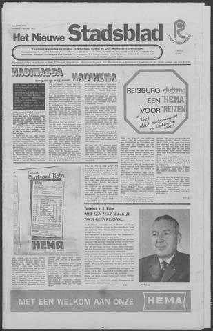 Het Nieuwe Stadsblad 1972-03-07