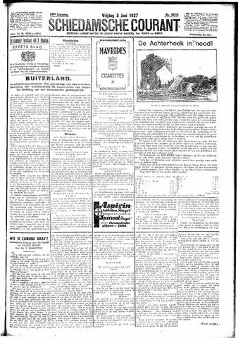 Schiedamsche Courant 1927-06-03