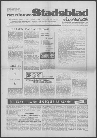 Het Nieuwe Stadsblad 1963-02-15