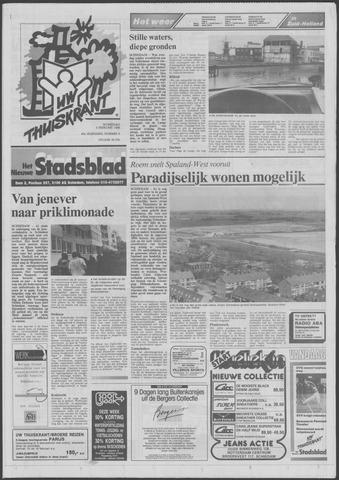 Het Nieuwe Stadsblad 1988-02-03