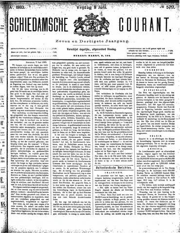 Schiedamsche Courant 1883-06-08