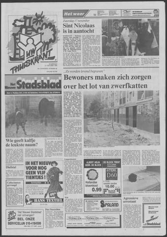 Het Nieuwe Stadsblad 1990-10-31