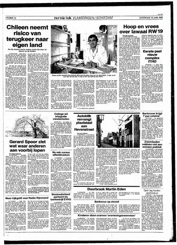 Het Vrije volk 1988-06-18
