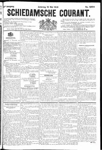 Schiedamsche Courant 1908-05-16