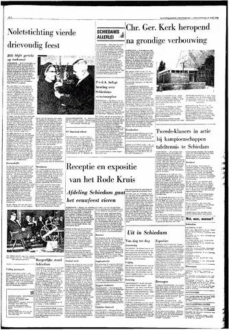 Rotterdamsch Nieuwsblad / Schiedamsche Courant / Rotterdams Dagblad / Waterweg / Algemeen Dagblad 1968-05-30