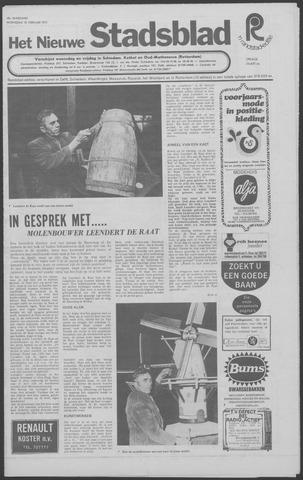 Het Nieuwe Stadsblad 1971-02-10