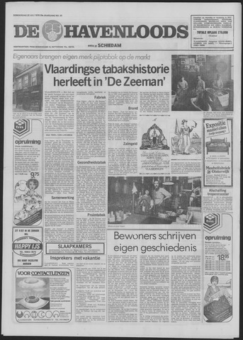 De Havenloods 1976-07-22